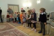 Jõulupidu Kukruse Polaarmõisas
